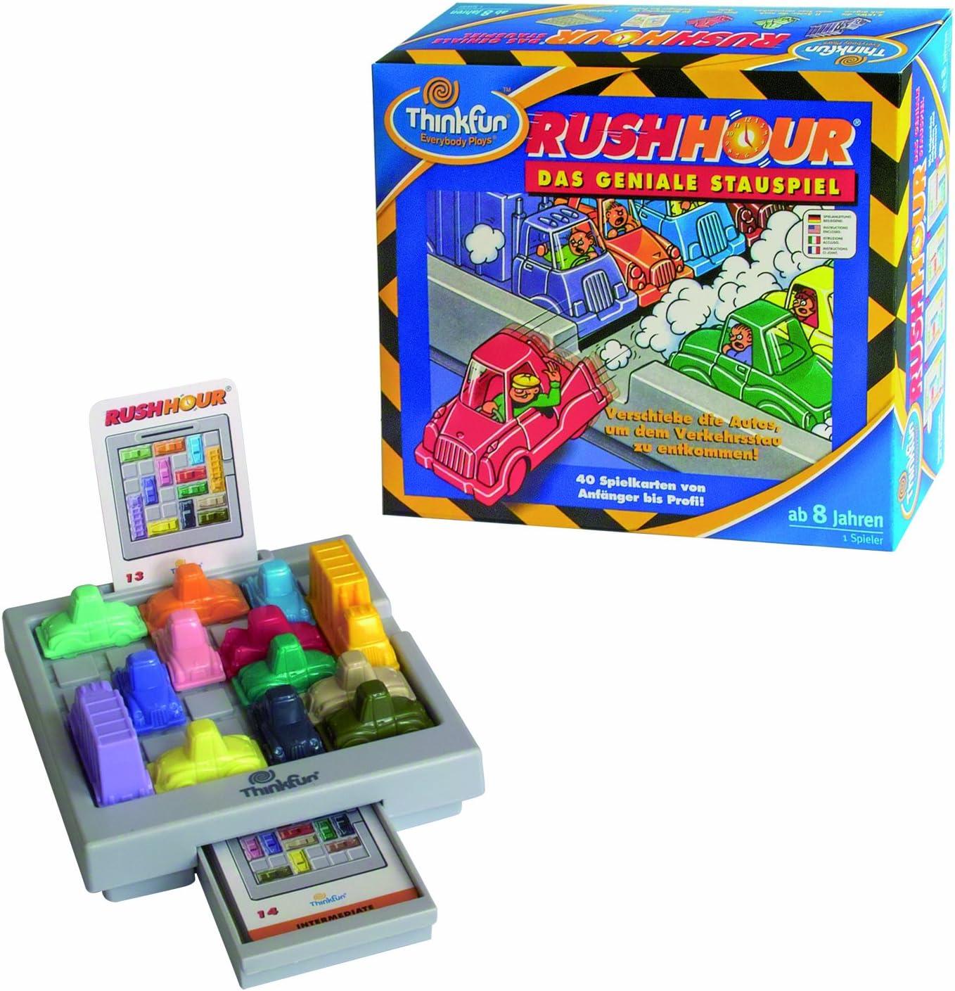HCM Kinzel 55000 Rush Hour - Juego de Mesa [Importado de Alemania]: Amazon.es: Juguetes y juegos