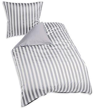 Marc Opolo 730001 100de 018 Bettwäsche Classic Stripe Maße 1 Er