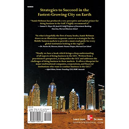 dubai and co global strategies for doing business in the gulf states rehman aamir