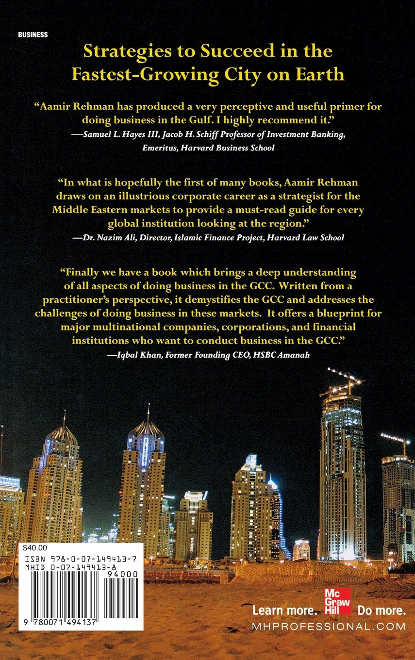 Dubai & Co : Global Strategies for Doing Business in the Gulf States