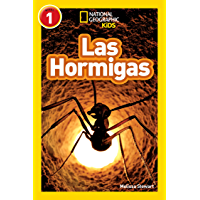 National Geographic Readers: Las Hormigas (L1) (Spanish Edition) book cover