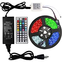 WenTop 32.8-Foot 300-LED RGB Dimmable Strip Light Kit