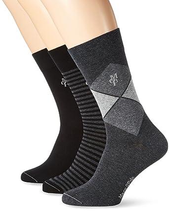 Marc O'Polo Herren Socken 3er Pack (sortiert)