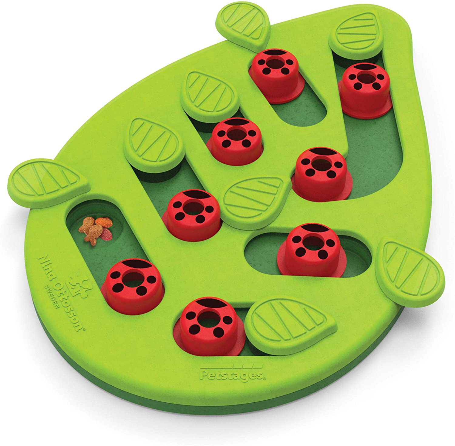 Petstages Interactive Cat Puzzles, Slow Feeders, and Treat Dispensing Toys