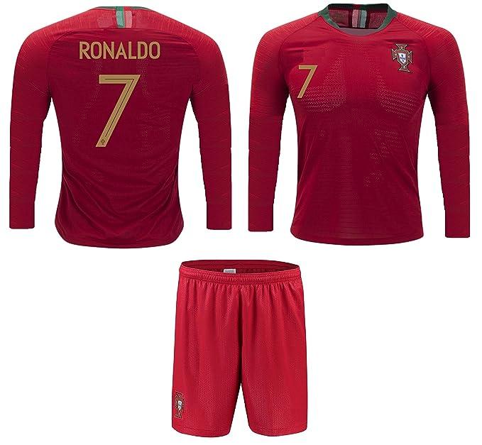 Amazon.com: Portugal Cristiano Ronaldo # 7 - Camiseta y ...