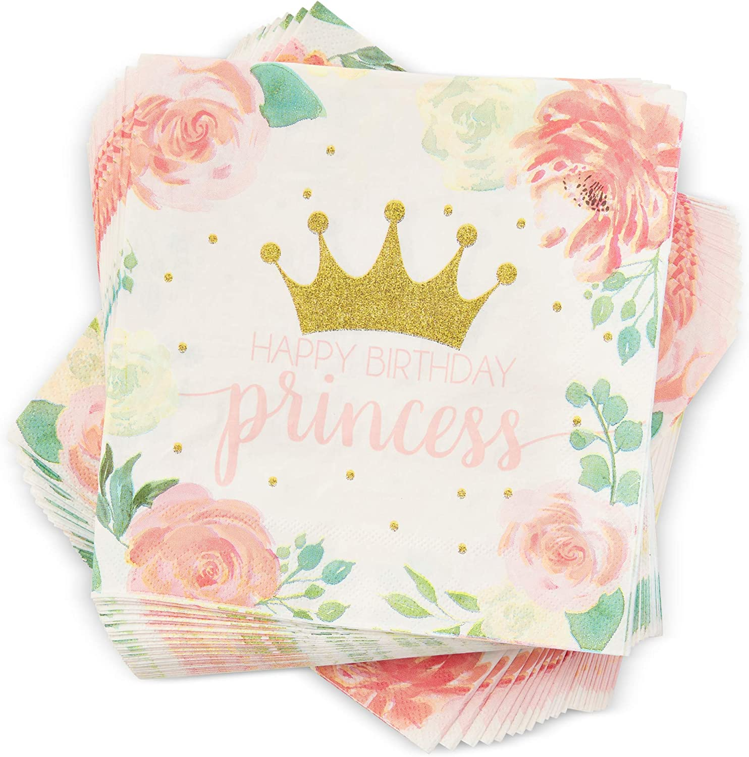 Princess Paper Napkins