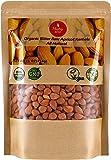 Mighty Apricot Organic Bitter Apricot Kernels(1LB) 16oz, Natural Raw Bitter Apricot Seeds, Vegan, Non-GMO, Gluten Free…