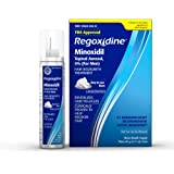 Regoxidine Men's 5% Minoxidil Foam Helps Restore Vertex Hair Loss and Supports Hair Regrowth with Unscented Topical…