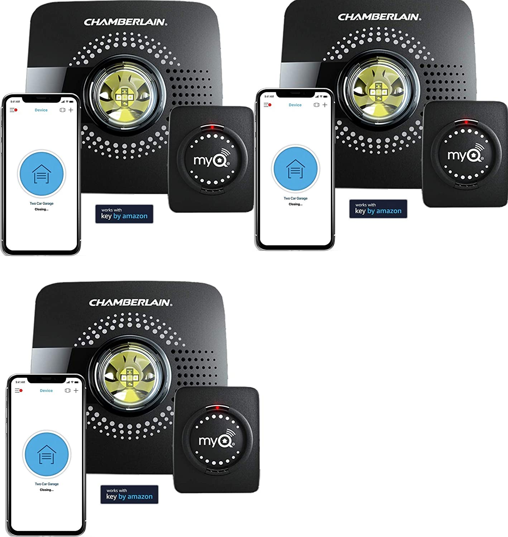 Wireless /& Wi-Fi enabled... MyQ Smart Garage Door Opener Chamberlain MYQ-G0301