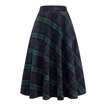 The 5 Best tartan long skirt For 2020