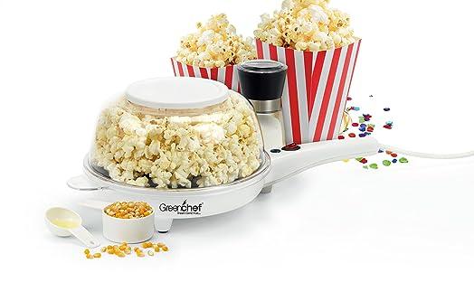 Greenchef Multi Flavour Popcorn Maker Popcorn Makers at amazon