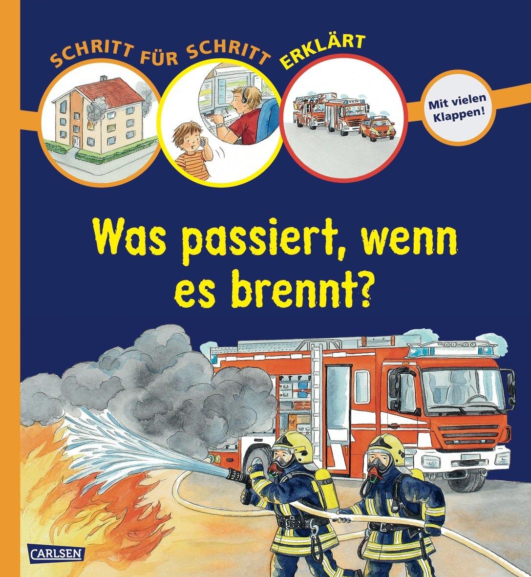Schritt für Schritt erklärt: Was passiert, wenn es brennt?