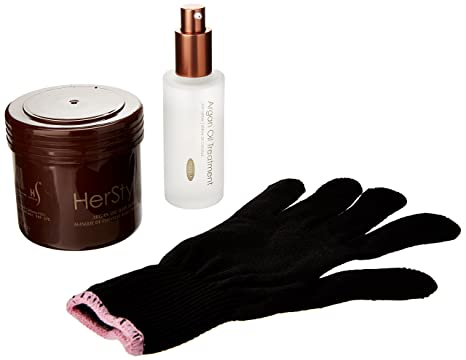 Amazon.com : HerStyler Argan Oil Hair Styling System : Hair ...