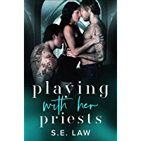Playing With Her Priests: A MFM Menage Romance (Playing with Them Book 3) (English Edition)