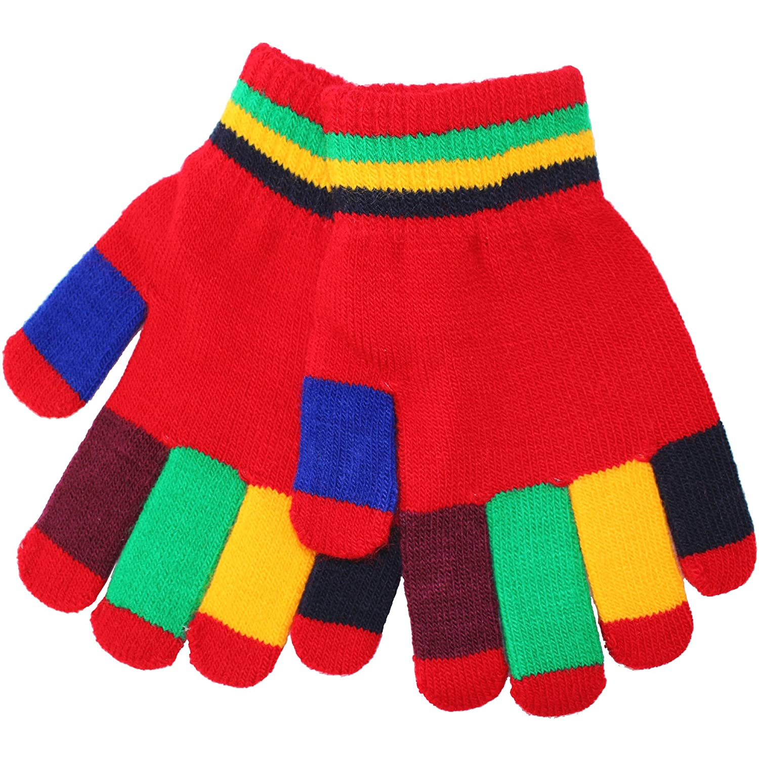 Kid's Magic Stretch Thermal Winter Gloves