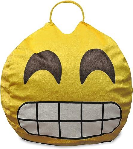 Emoji Pals Flawless Bean Bag