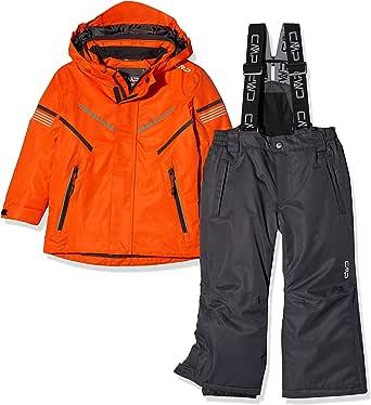 CMP Skiset Jacke Und Hose 39w1844 Juego Niños