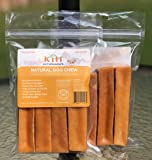 KATHMANDU'S - Authentic Himalayan - Natural Dog Chew, Smoked Hard Cheese Chew from Pristine Himalayan Foothill, Proudly Packaged in Georgia USA