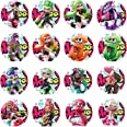 Enyi store amiibo cards NFC Game Cards for Splatoon 2 Nintendo Switch 16pcs with Cards Holder