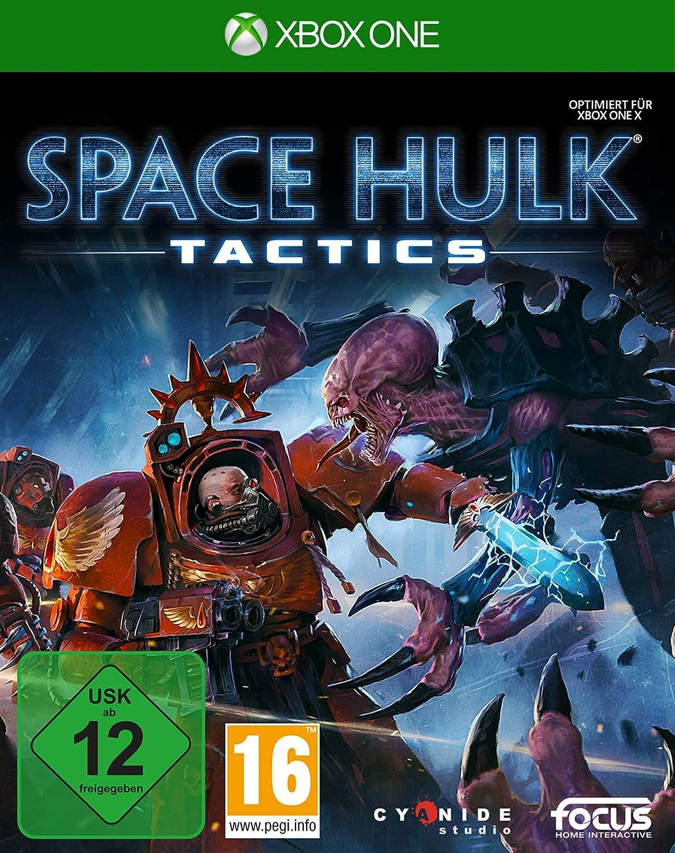 Space Hulk: Tactics - Xbox One [Importación alemana]: Amazon.es ...