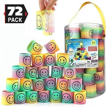 Amazon.com: Liberty importa cubo de 72 piezas Mini Emoji ...