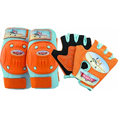 Bell Planes Pad and Glove Set : Sports & Outdoors