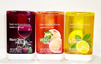 Foaming Hand Soap Refills~You Pick Bath /& Body Works SmartSoap Dispensers