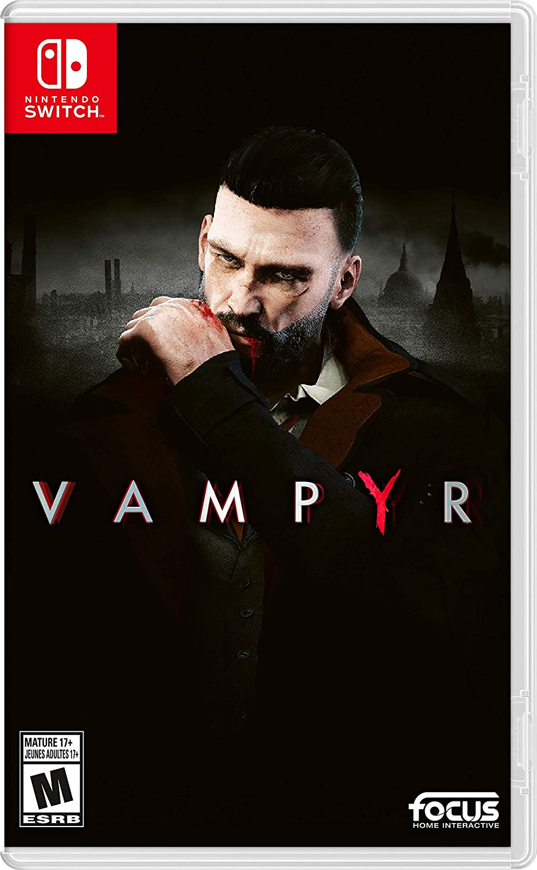 Vampyr (NSW) - Nintendo Switch