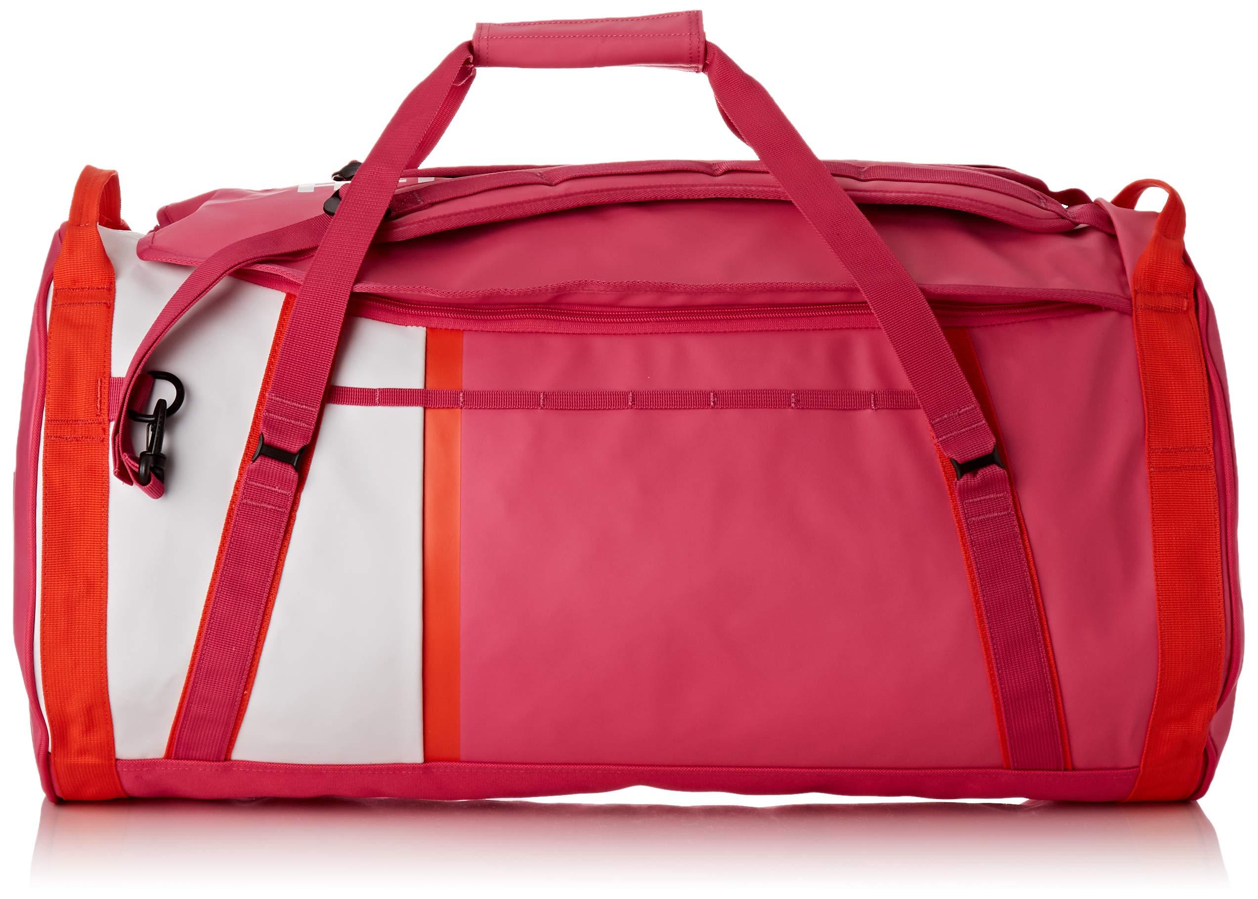 Helly Hansen Kids & Baby Hh Duffel Bag 2 90l, Dragon Fruit, Standard