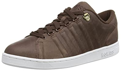 Lozan III, Sneakers da Uomo, Nero (Black (Black/Black/Black)), 40 K-Swiss