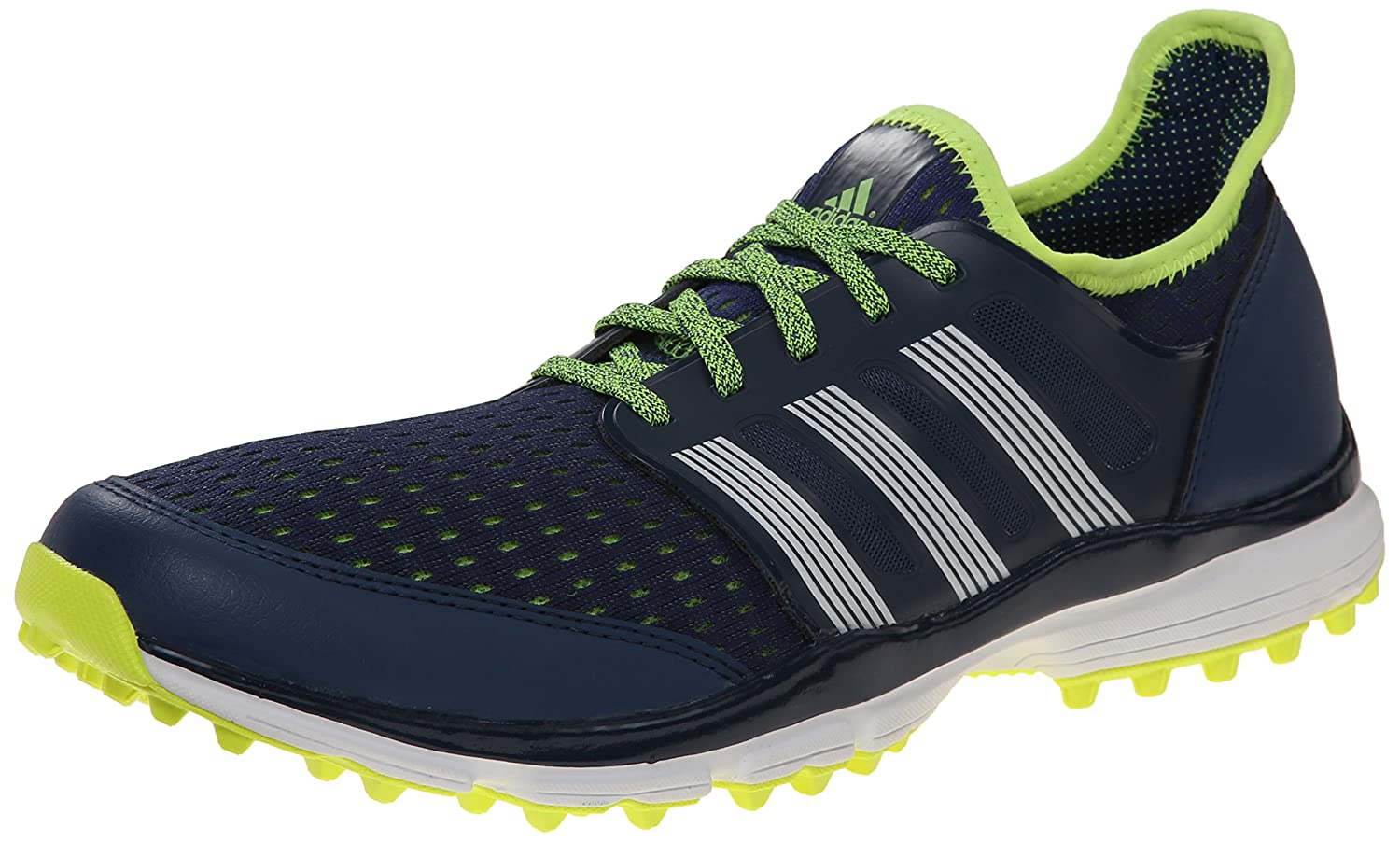 Adidas Uomo Climacool Golf Spikeless Night Marine/Ftwr Bianco/Solar Giallo Outlet Online 3N5R89