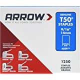Arrow A50924 T50 Staples, 9/16 Inch (14 mm)