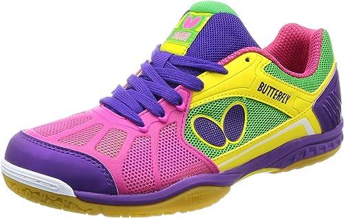 Butterfly Lezoline Rifones Chaussures de Tennis de Table