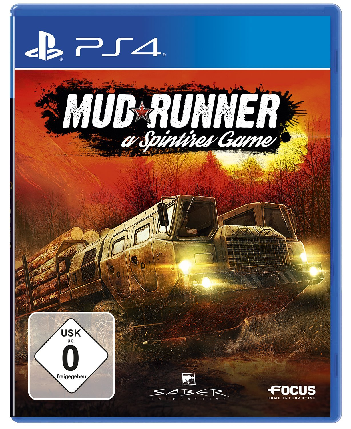 Spintires: MudRunner - PS4: Playstation 4: Amazon.de: Games