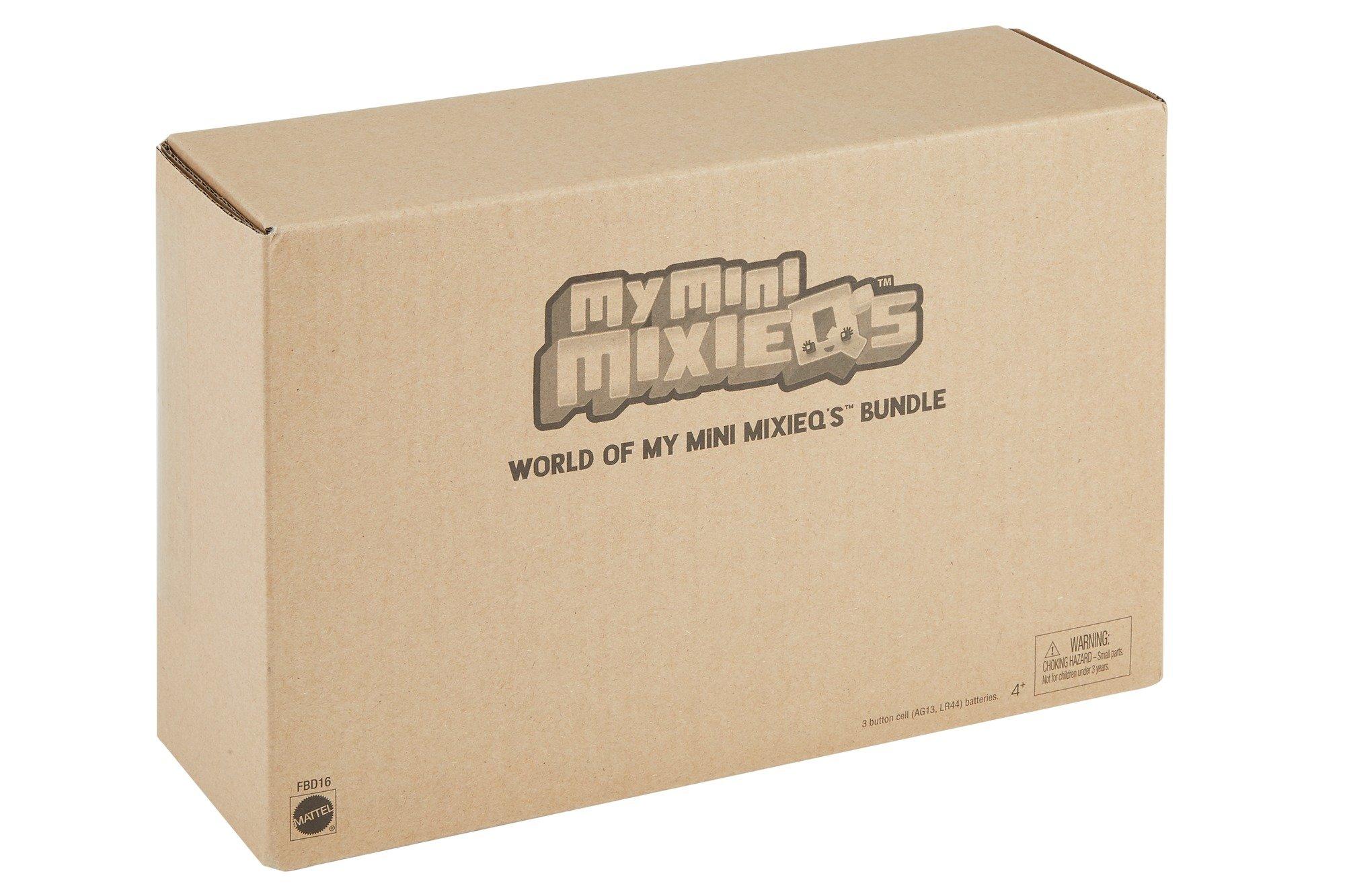 My Mini MixieQ's Bundle - Mini Rooms, Playsets, and Figures by My Mini MixieQ's (Image #9)