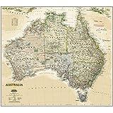 Australia Executive [Laminated] (National Geographic: Reference Map)