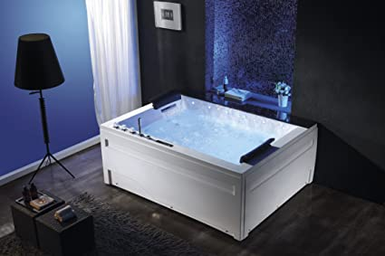 Whirlpool baño – Ibiza 914/1900 x 1500 x 830 mm/calentador de agua
