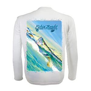 Flats Bandit Snook Fishing Shirt (3X)