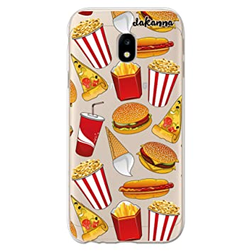 coque samsung j3 2016 pop corn