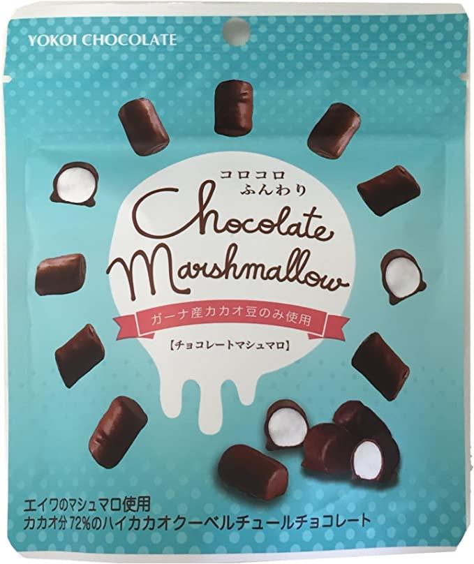 チョコ マシュマロ