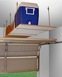 product image for Quick - Shelf Hangers Overhead Ceiling Mount Storage Unit