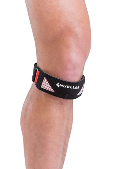 2675ea40fe Image Unavailable. Image not available for. Color: Mueller Mueller Advanced  Patella Strap ...