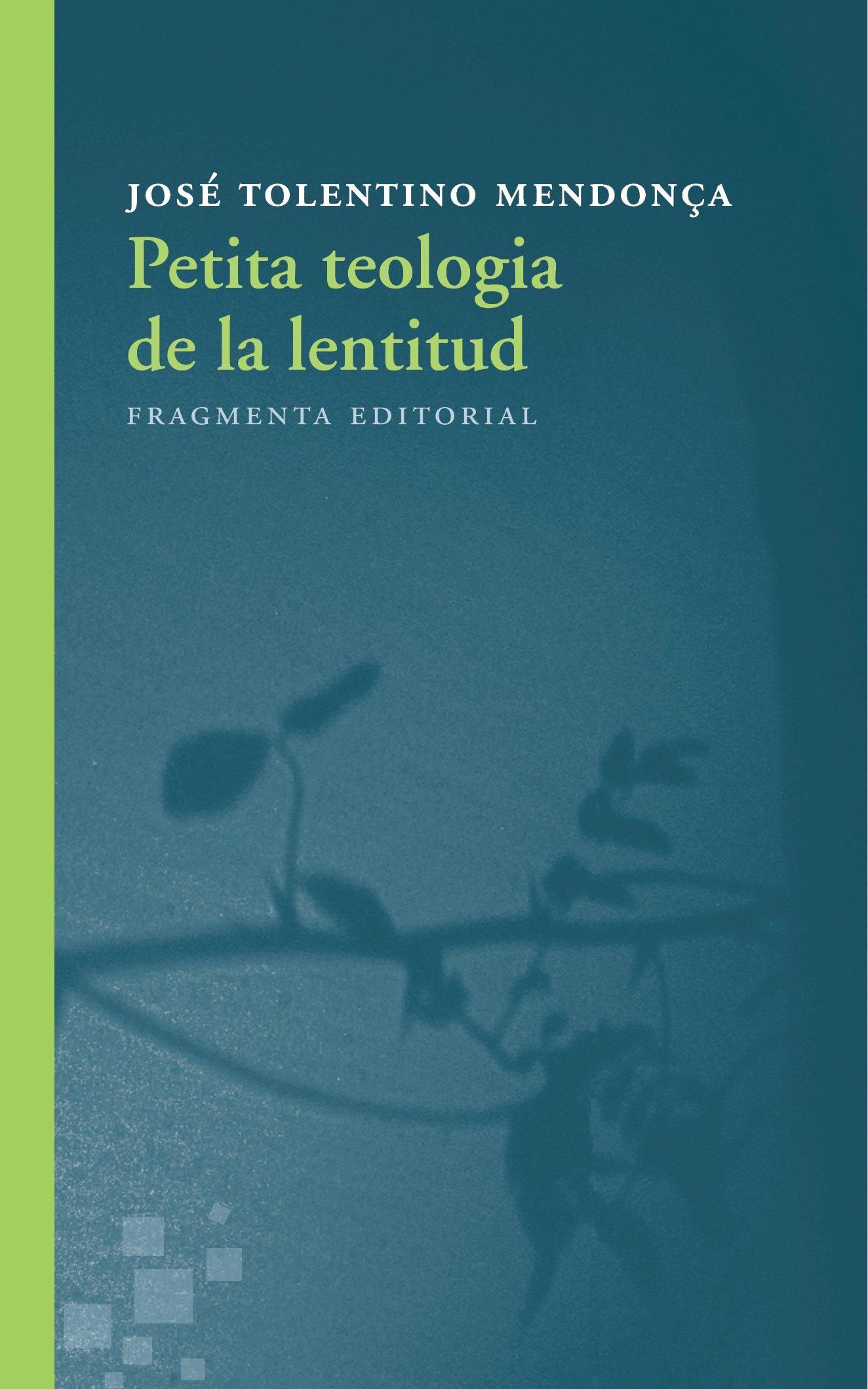 Petita teologia de la lentitud (Assaig) (Catalán) Tapa blanda – 31 may 2017 José Tolentino Mendonça Pere Comellas Casanova Fragmenta Editorial SL