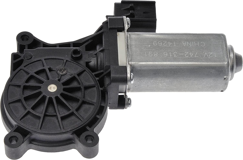 Dorman 742-316 Front Driver Side Power Window Motor for Select Chrysler//Dodge Models