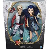 Disney Descendants 2-Pack Evie and Carlos Isle of the Lost Toy for Girls
