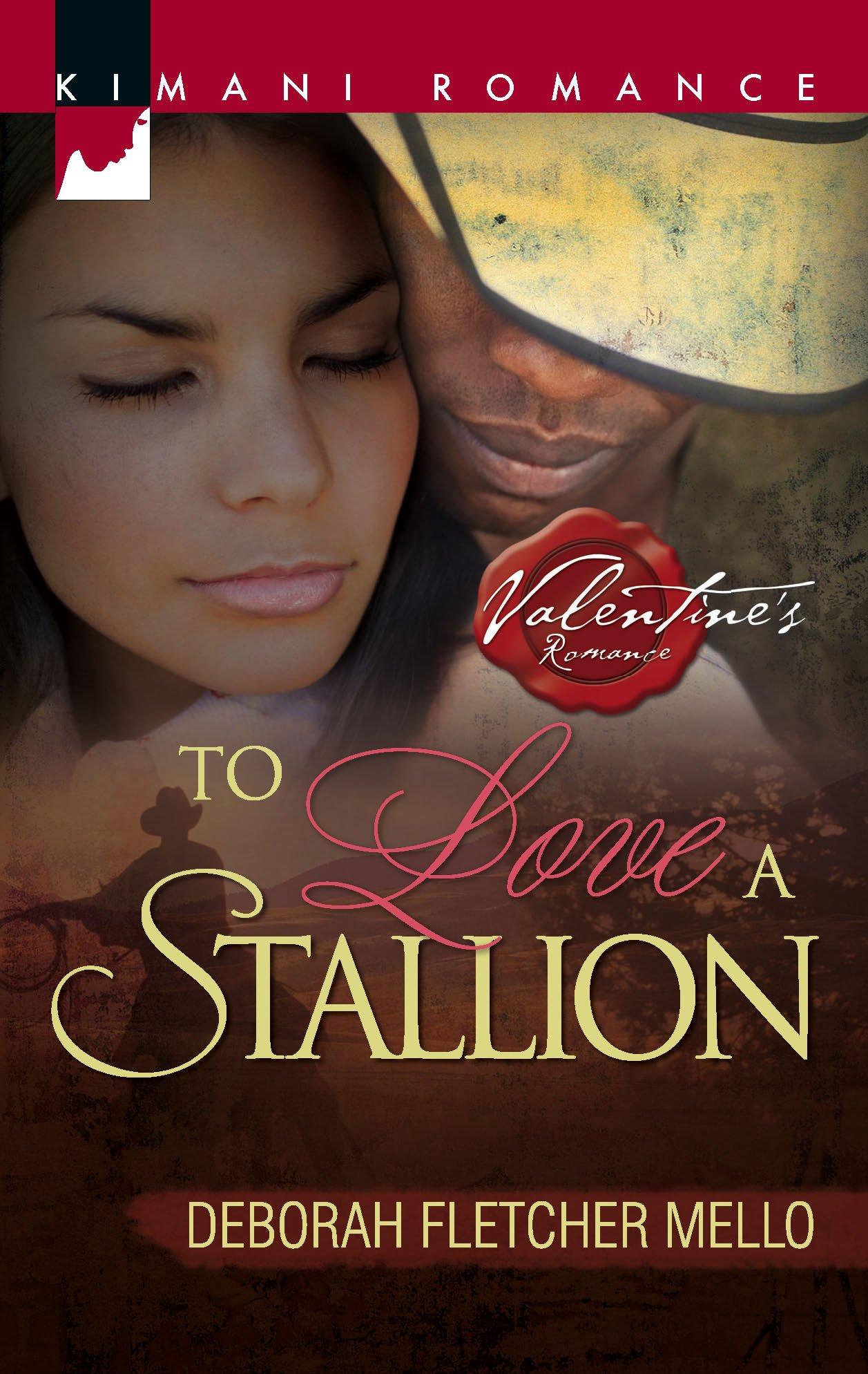 To Love a Stallion (Kimani Romance): Amazon.co.uk: Deborah Fletcher Mello:  9780373860548: Books