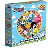 Adventure Time Jigsaw Puzzle (500 Pieces)