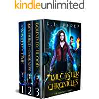Timecaster Chronicles, The Complete Series: A Dark Fantasy Romance