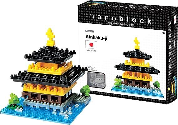 NEW NANOBLOCK Pine Bonsai Building Blocks Nanoblocks Nano NBH-133