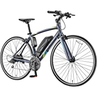 Incontro Explorer Assist Electric Bicycl 250 Watt Motor and 27.5'' Wheels and 16 Speed